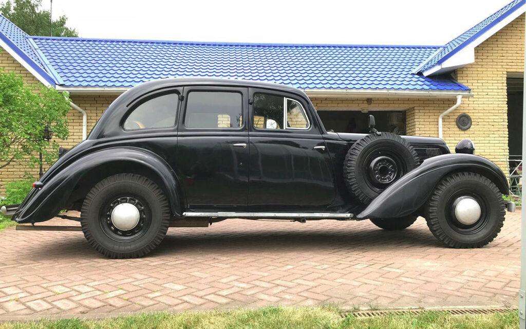 В Петербурге выставлен на продажу редкий Adler Diplomat почти за 7 млн