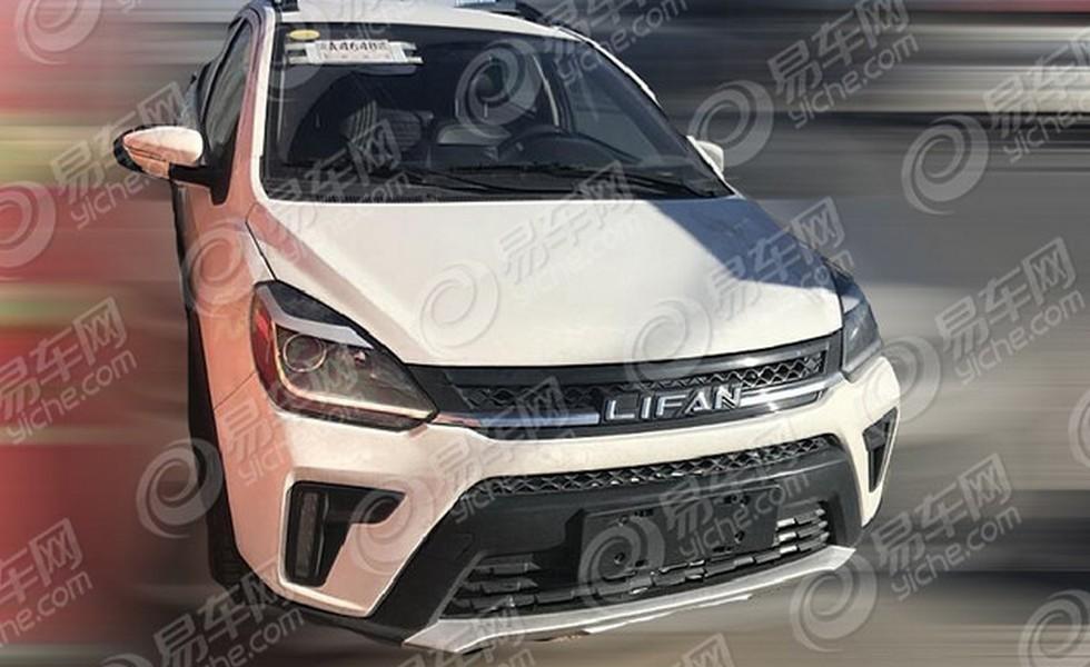 Новый Lifan X50 рассекречен до официальной премьеры