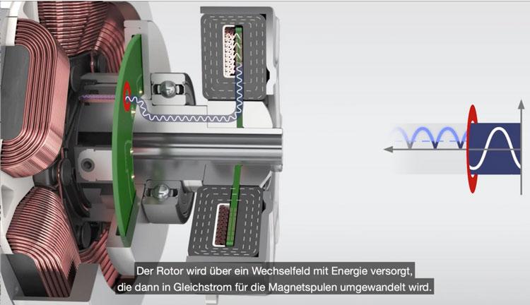 Немецкая марка Mahle создала безмагнитный двигатель для электрокаров
