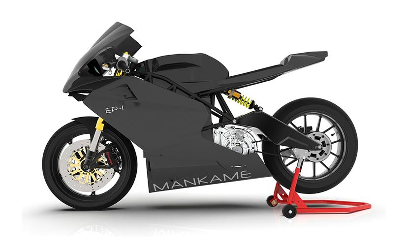 Индийский мотоцикл на электротяге сможет проезжать 500 км