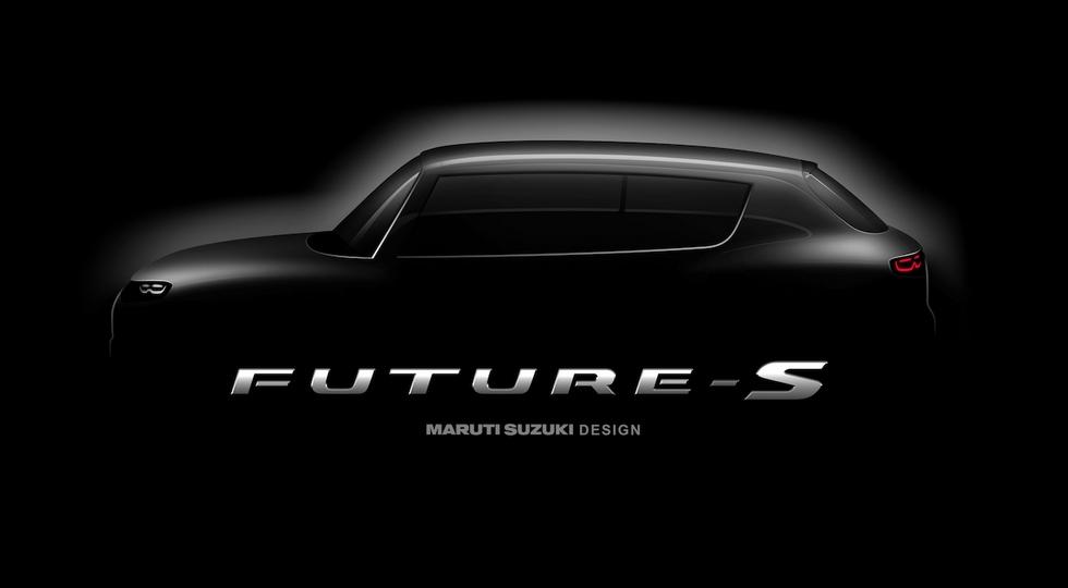 Suzuki опубликовала новый тизер кроссовера Suzuki Future-S