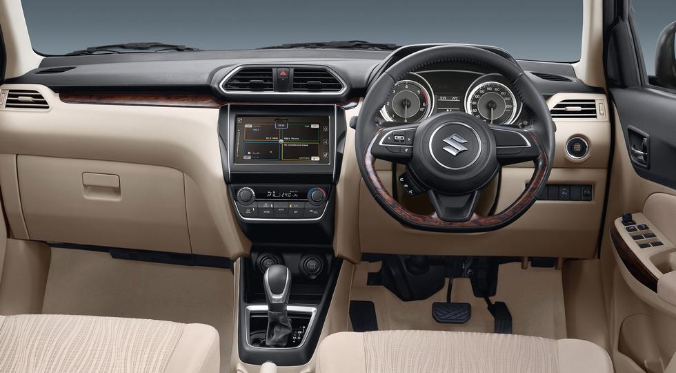Новый седан Maruti Suzuki Dzire в Индии заказали на три месяца вперед