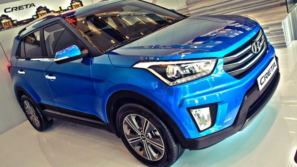 Hyundai Creta возглавил Топ-10 популярных в России авто с высоким клиренсом