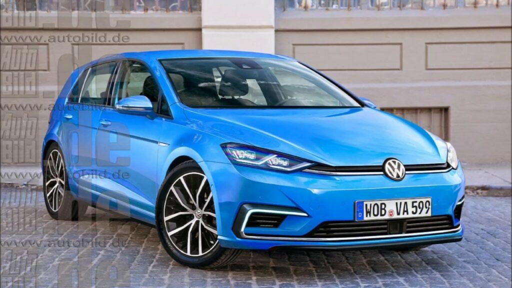 В Volkswagen озвучили сроки запуска производства нового Golf