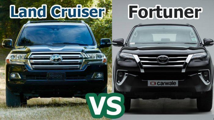 Toyota Fortuner или LC Prado: кто выигрывает на российских дорогах