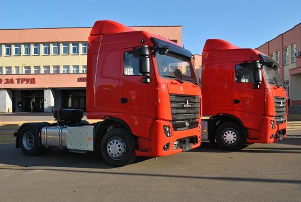 МАЗ запустил в производство грузовики нового поколения