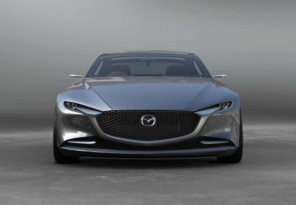 350-сильный мотор и задний привод получит новая Mazda 6