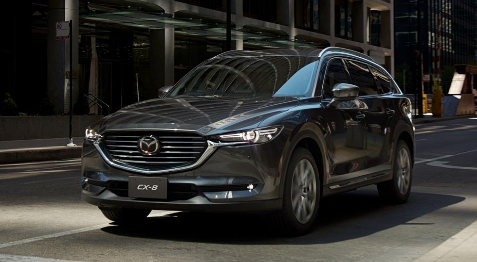 Новый Mazda CX-8 может появиться на других рынках