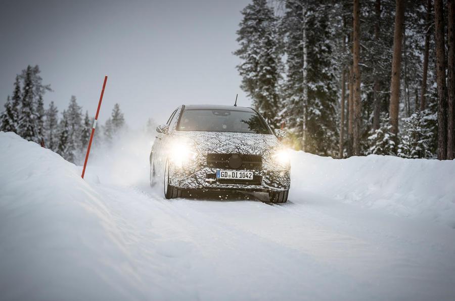 Новый Mercedes-Benz A-Class получит 2 типа подвески и 11 моторов