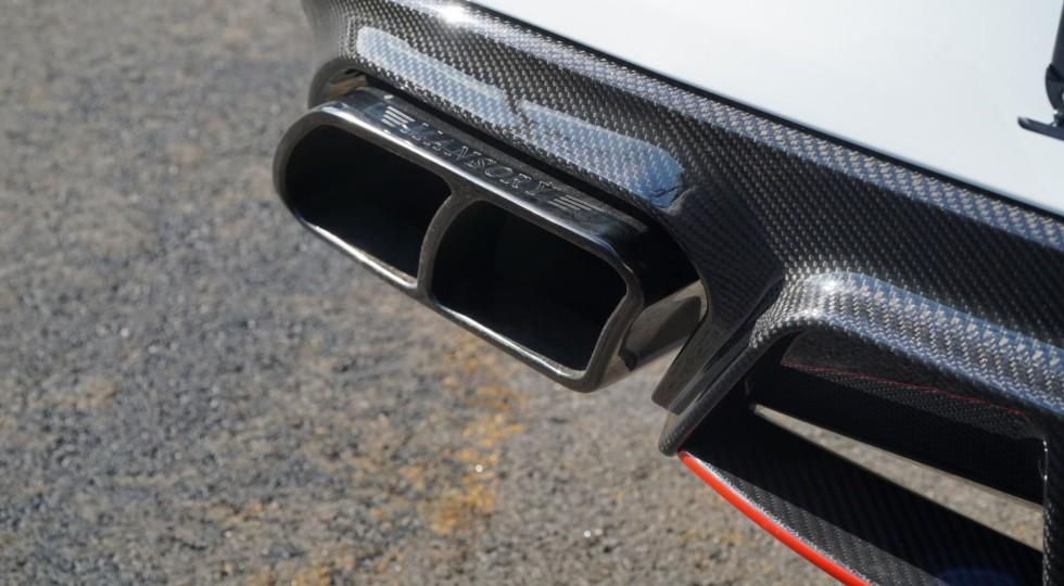 Тюнинг-ателье Mansory превратило Mercedes-AMG C63 в 650-сильное купе