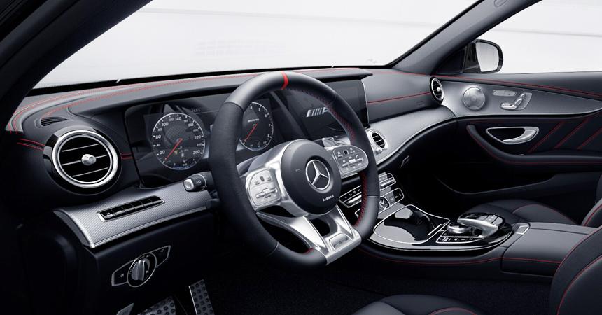 Mercedes-AMG E 53 будет стоить от 5,6 млн рублей
