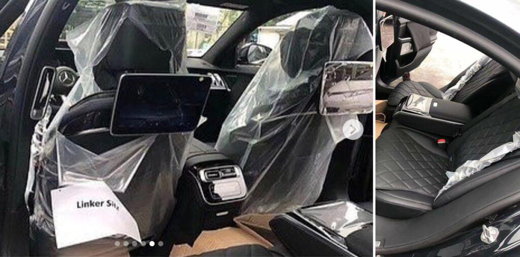 Mercedes-Benz S-Class раскрыли до премьеры