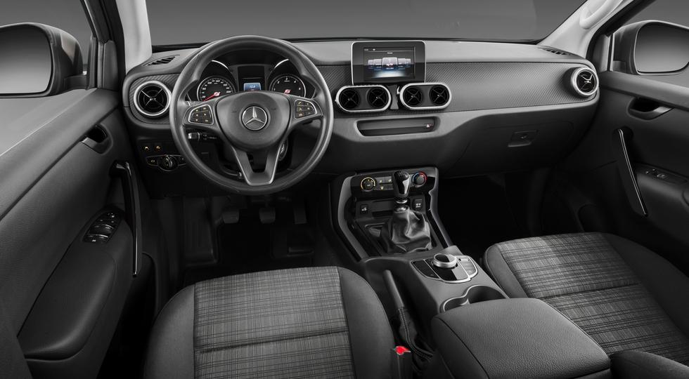 Дилеры Mercedes-Benz в РФ начали продажи нового пикапа X-Class