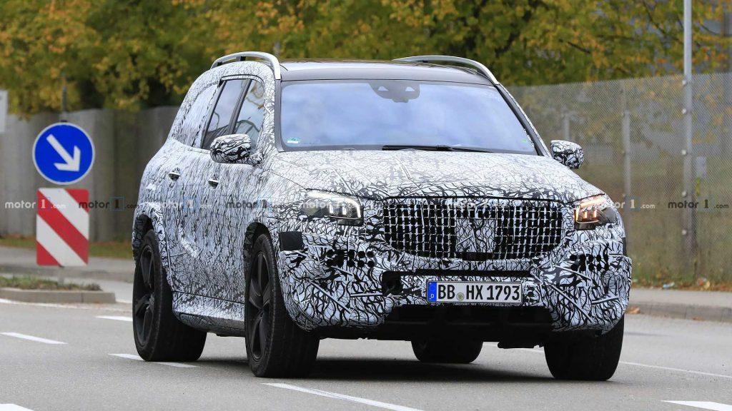 Mercedes-Maybach анонсировал премьеру роскошного кроссовера