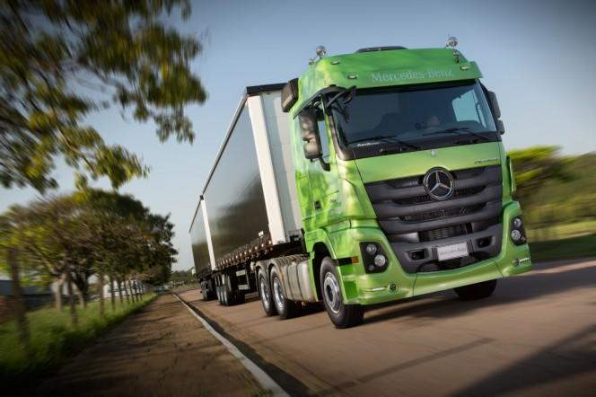 Какие грузовики чаще берут в лизинг?