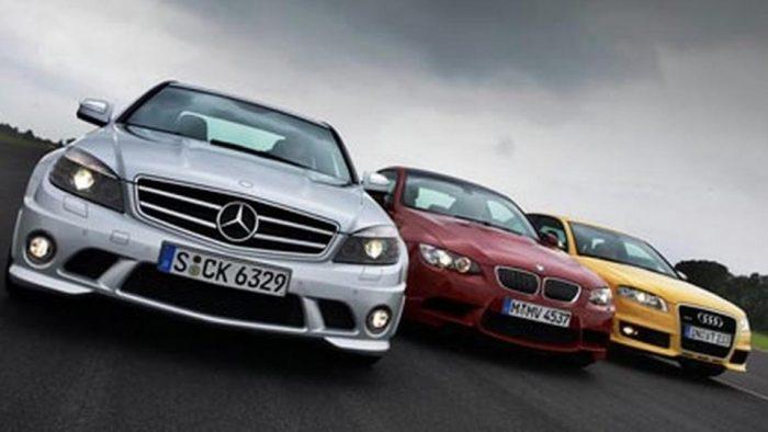 Обслуживание автомобилей из Германии