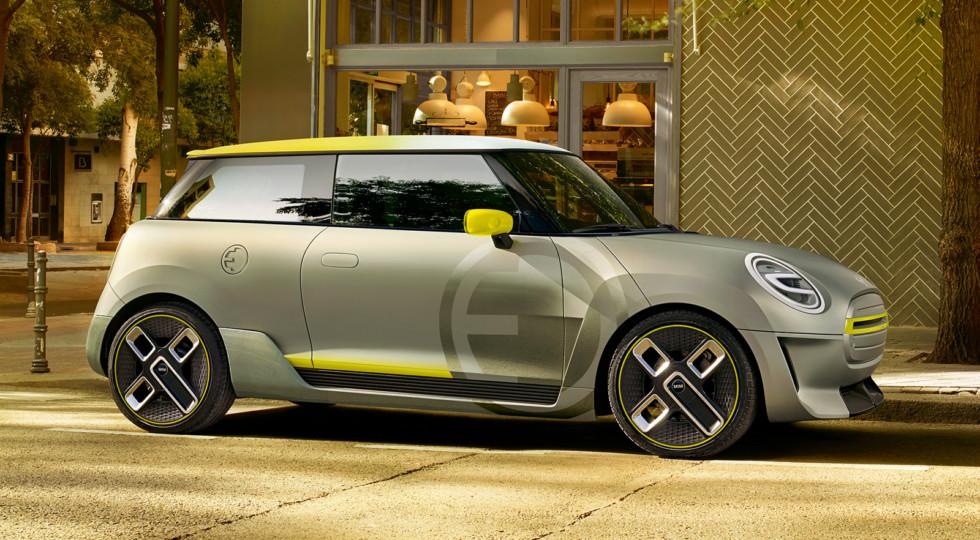Электромобили компании MINI будут выпускать в Китае