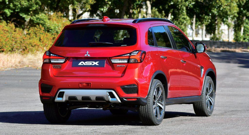 В РФ сертифицировали обновленный кроссовер Mitsubishi ASX