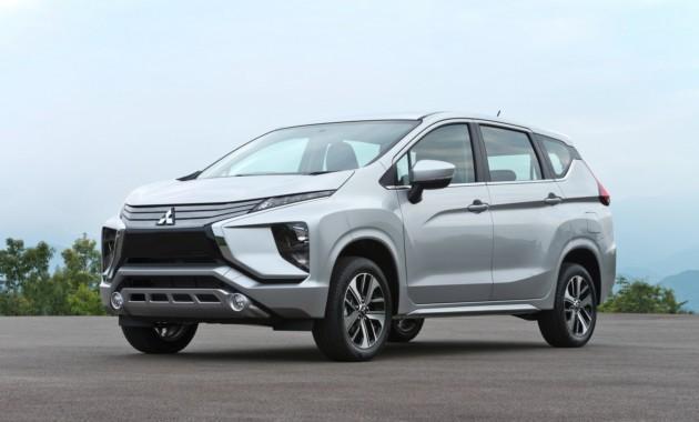 Минивэн Mitsubishi Xpander может приехать на рынок РФ в 2019 году