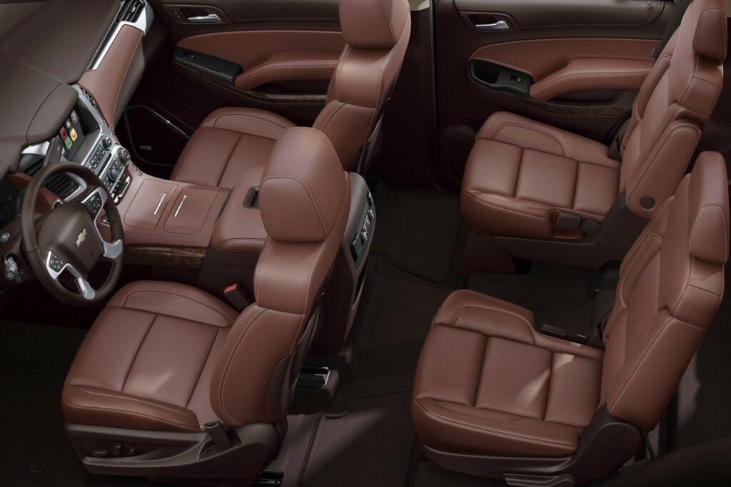 Внедорожник Chevrolet Tahoe 2018 модельно года появился на российском рынке