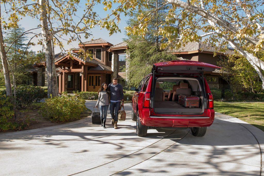 В России стартовали продажи обновлённого Chevrolet Tahoe 2018