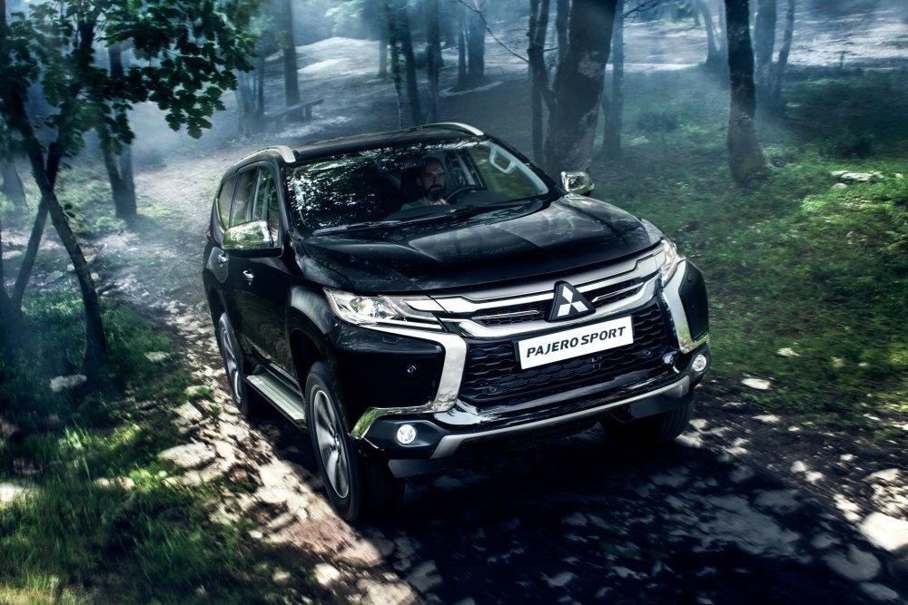 Продажи Mitsubishi в России в октябре выросли в 2,4 раза