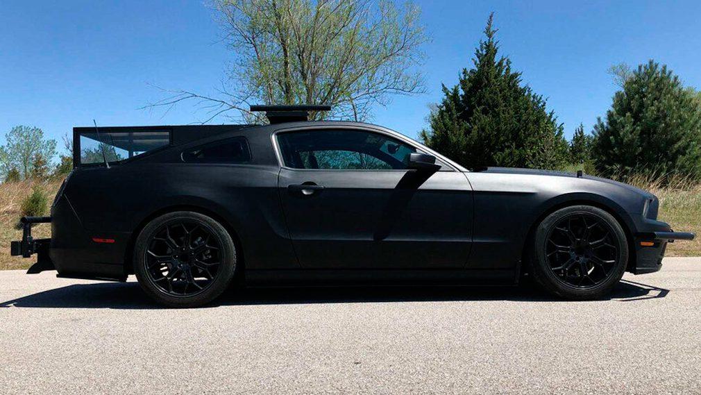 Особый Ford Mustang GT за 39 тысяч долларов появился в продаже