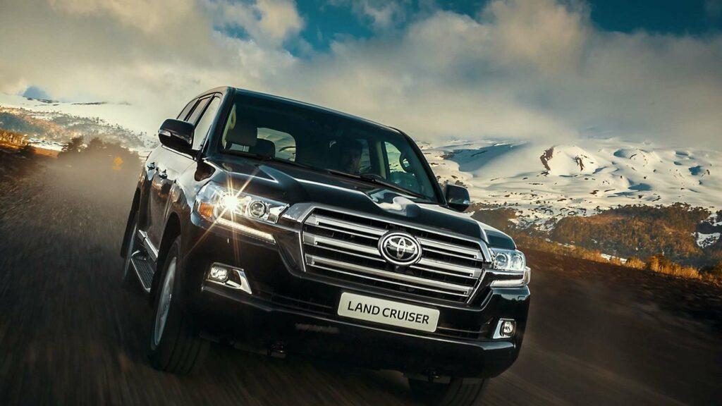 Toyota стала автомобилем мечты у россиян