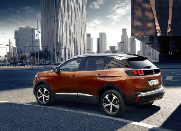 Кроссоверы Peugeot – безупречное трио от французского производителя