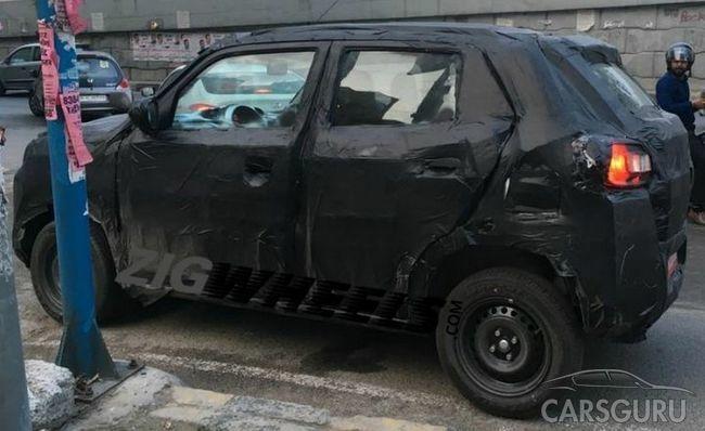 Suzuki скоро представит новый бюджетный кроссовер