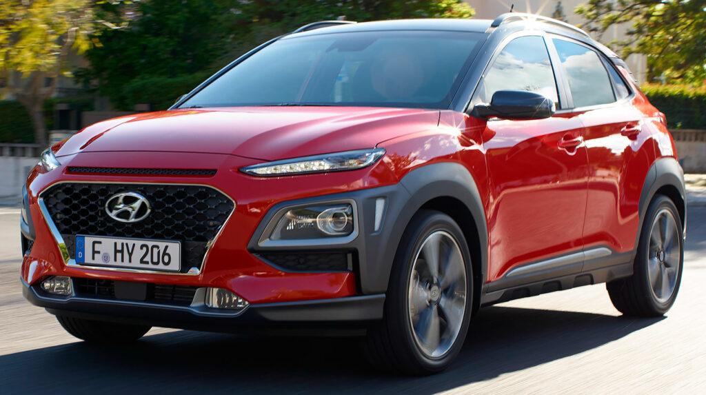 СМИ: Названа дата дебюта электрического кроссовера Hyundai Kona