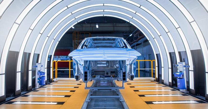 Конкурент Tesla Model X: кроссовер Nio ES8 все-таки стал серийным