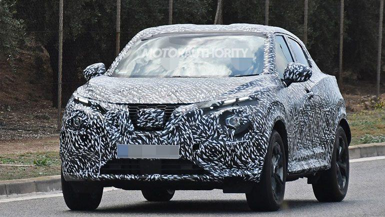 Nissan представит новое поколение Nissan Juke в этом году
