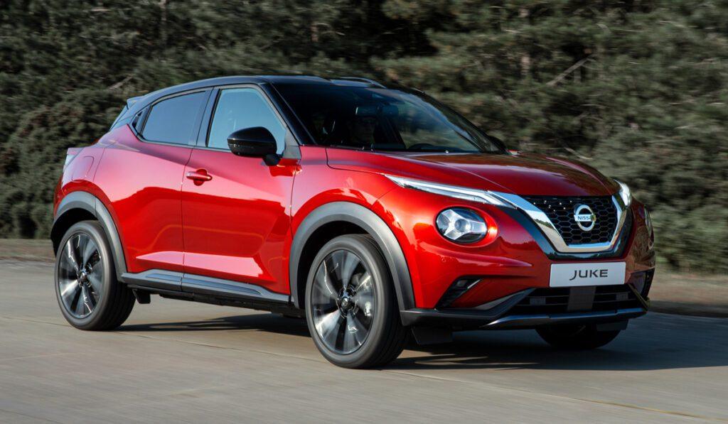Официально представлен Nissan Juke второго поколения