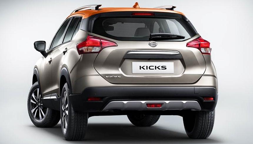Кроссовер Nissan Kicks на базе Duster представлен официально