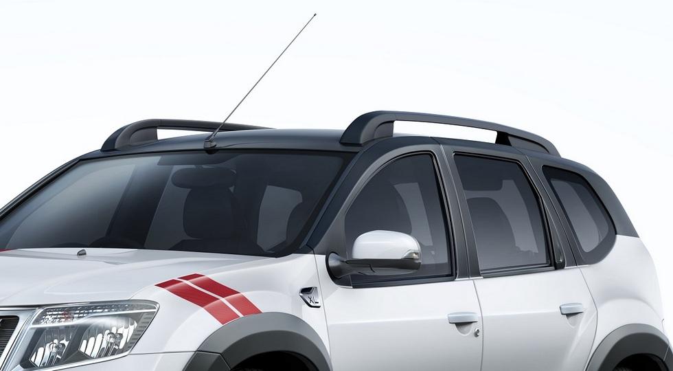 Особая версия кроссовера Nissan Terrano Sport поступила в продажу