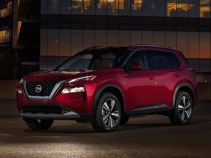 Каким будет новый Nissan X-TRAIL?