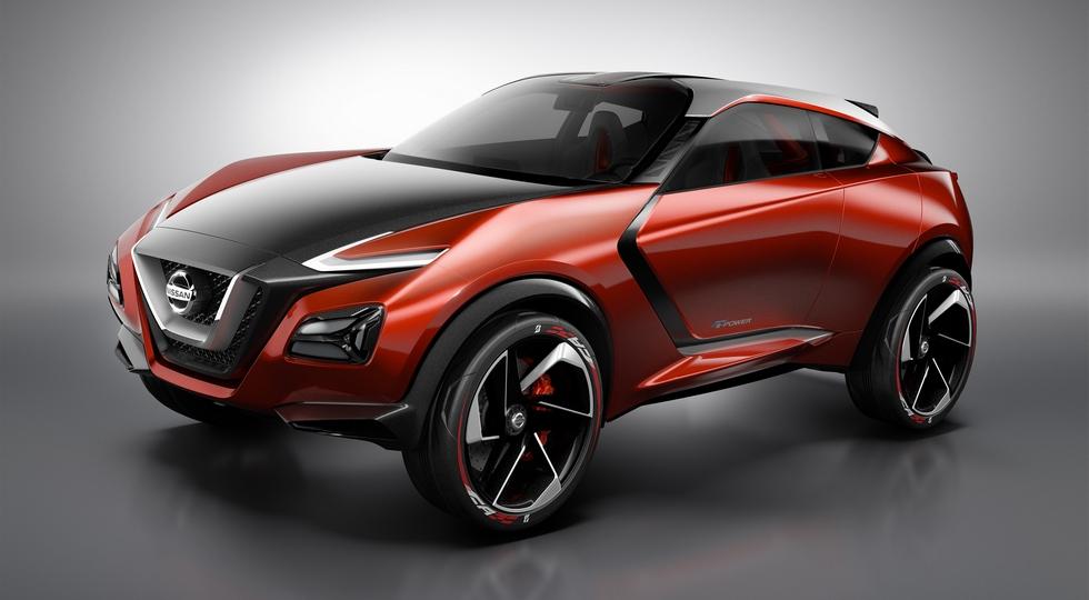 Nissan Juke нового поколения готовят квыходу нарынок