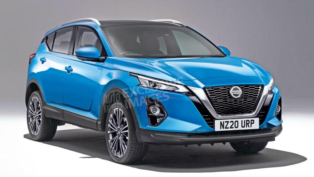 В Сети появились первые изображения нового Nissan Qashqai