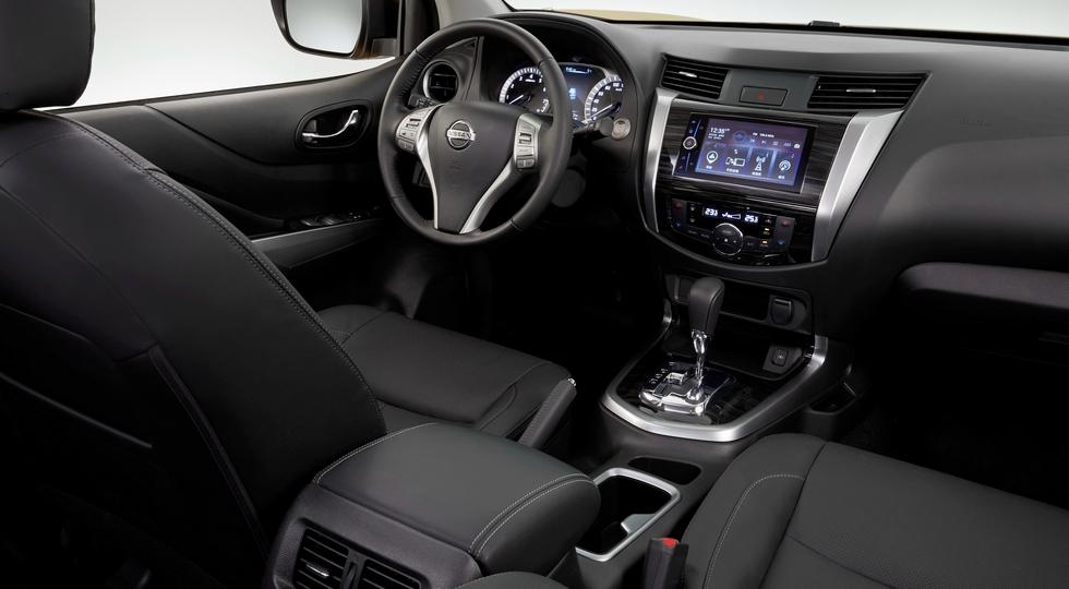 Опубликованы первые фото нового рамного внедорожника Nissan Terra