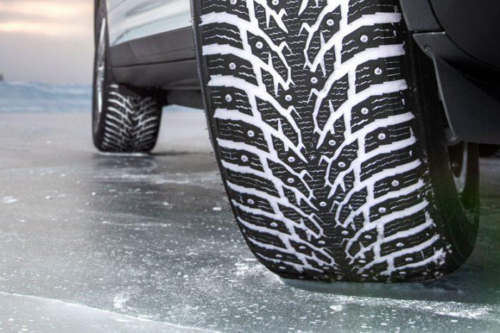 Шипованная резина – обязательный элемент безопасности зимнего вождения