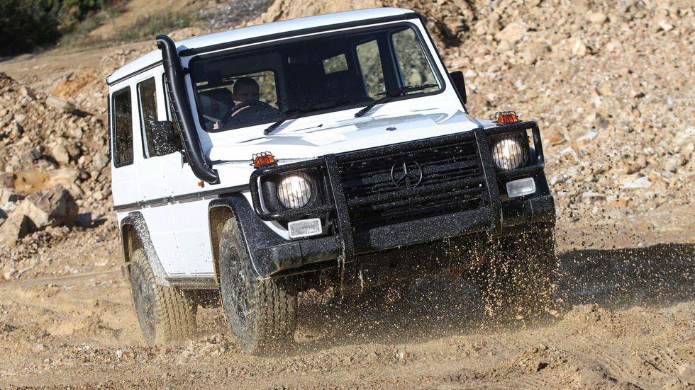 Mercedes-Benz продолжит выпуск G-Class W461 вместе с новым G-Class