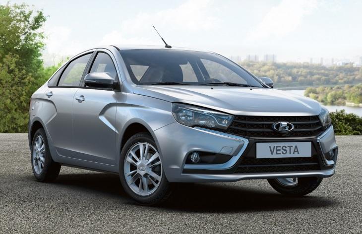 Назван самый продаваемый российский автомобиль в 2018 году