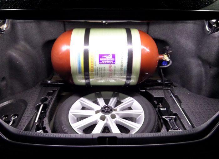 Установка метана на легковой автомобиль