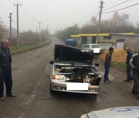 В Ставрополе столкнулись две легковушки: пострадали два ребенка