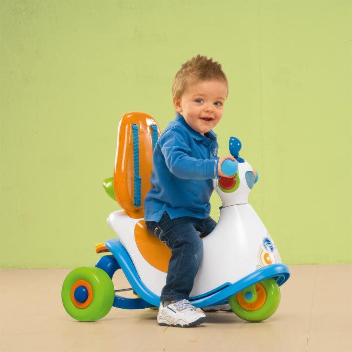 Покатились! Толокар – игрушка для самых маленьких непосед