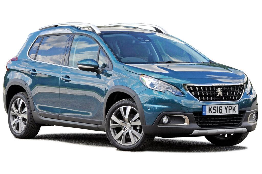 Появились первые подробности про новый кроссовер Peugeot 2008