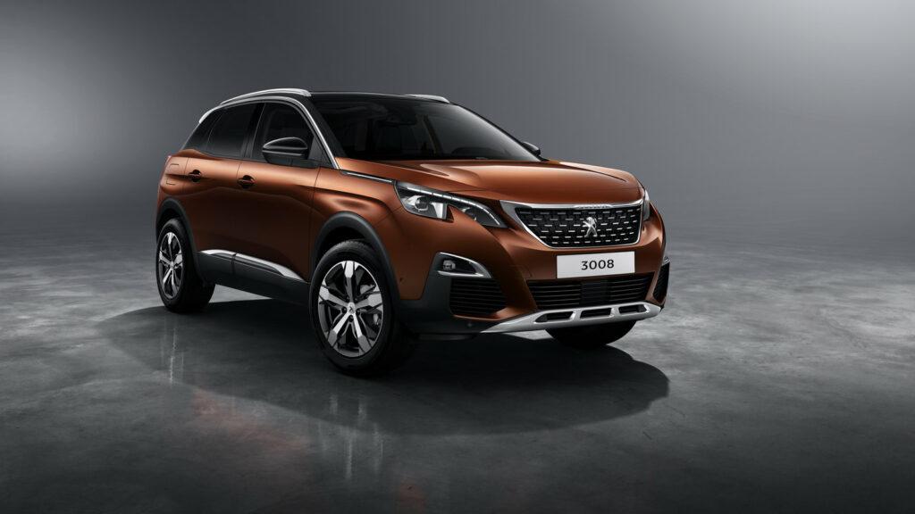 Peugeot в России отзывает 260 автомобилей Peugeot 3008