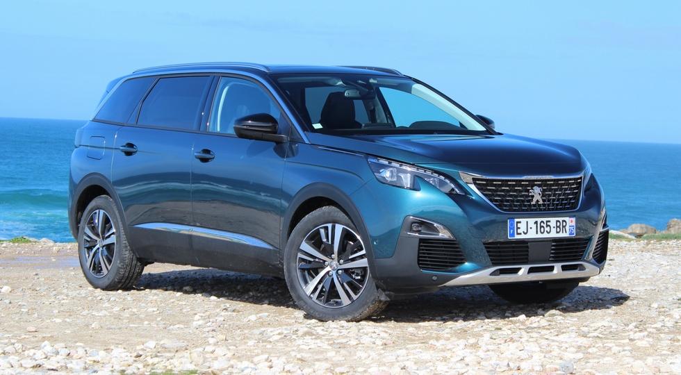 Peugeot в России объявила цены на новое поколение кроссовера 5008