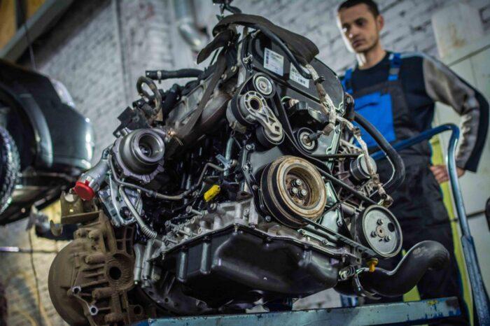 Ремонт двигателя неизбежен:  первые признаки типовых поломок